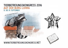 Tierbefreiungskongress 2016